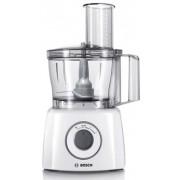 Robot de bucătărie compact Bosch MCM3200W, 800W, alb