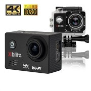 Xblitz Action 4K Sport Waterbestendig Camera - Zwart