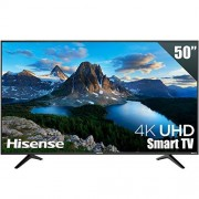 "Hisense 50R6000FM Serie R6 50"" 4K UHD, Smart TV, Roku TV, HDR10, Roku Search, (2019) (50"")"