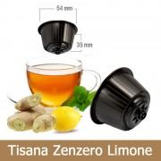 Caffè Kickkick 10 Zenzero E Limone Compatibili Nescafè Dolce Gusto