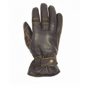 Helstons Boston Summer Motorcycle Gloves Brown