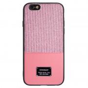 """""""Husa Magnetica iPhone 6/6s Roz Glitter CTK"""""""