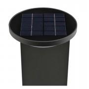 Philips dusk verlichting - zwart - 62,8x19,3x17,3 cm - Leen Bakker