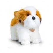 Keel Toys Staande pluche Shih Tzu hond 30cm