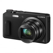 Panasonic Lumix DMC-TZ57 - Digitale camera compact 16.0 MP 1080p 20x optische zoom Wi-Fi zwart