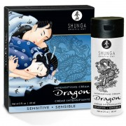 Shunga Dragon Crema Sensitive Parejas