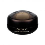 Shiseido Future Solution LX Eye And Lip Regenerating Cream crema rassodante per il contorno occhi e labbra 17 ml donna