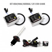 Kit Xenon HB4(9006) NORMAL 12V 35W 4300K, Carguard