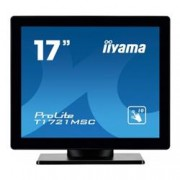 iiyama ProLite T1732MSC, 43.2 cm (17''), Projected Capacitive, 10 TP, black