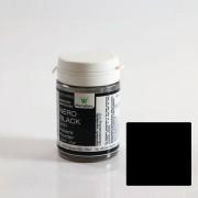 Colorant Alimentar Hidrosolubil Pudra Granulara, Negru, 25 gr - Azo Free