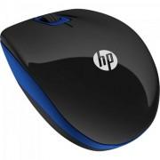Mouse sem Fio USB 1200 DPI Z3600 PRETO/AZUL HP