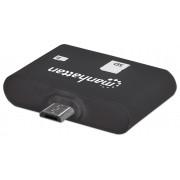 Mini Lettore Micro USB di Memorie SD/MicroSD per Smartphone e...