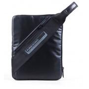 """Carry Case, Kingsons 10.1"""", Hangtab Series, Tablet Bag, Black (K8718W)"""