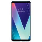 "Telefon Mobil LG V30S ThinQ, Procesor Octa-Core 2.45GHz / 1.9GHz, P-OLED capacitive touchscreen 6"", 6GB RAM, 256GB Flash, Camera Duala 16+13MP, 4G, Wi-Fi, Dual SIM, Android (Gri) + Cartela SIM Orange PrePay, 6 euro credit, 6 GB internet 4G, 2,000 minute n"