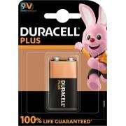 Duracell Plus Power MN1604 9V Duralock NEW