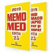 MemoMed 2019, Editia XXV - Volumele I si II/Dumitru Dobrescu