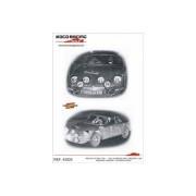 RENAULT ALPINE A110 1300 - Rally Barcelona-Andorra 1968 Bernard Tramont - Ricardo Muñoz - Campeón de España
