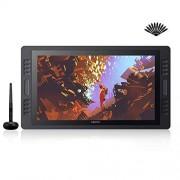 HUION GT-191 Monitor Digital para Tablet con visualización HD de 19,5 Pulgadas (8192, presión para Windows y Mac PC), GT-191 V2