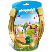Ingrijitor Si Ponei Cu Inimioare Playmobil