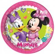 Disney Minnie papírtányér (8 db-os)