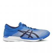 Asics Running Men's FuzeX Rush Running Shoes - Electric Blue - UK 9/US 10 - Blue