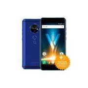 Quantum V 4G 64GB Azul Smartphone Projetor Laser OctaCore 4GB RAM Tela Full HD 5,5 Android 7 - Bateria 4000 mAh