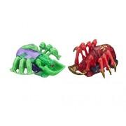 Ultimate Spider-Man Spider Wars Battle Pack: Lizard vs Iron Spider