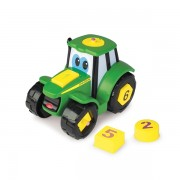 Tractoras joaca-te si invata Johnny Deere - Biemme