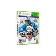 Game Madden NFL 25 - XBOX 360