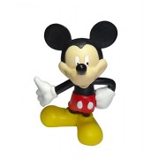 Mickey Mouse Clubhouse Minnie Mouse Figurine, Multi Color