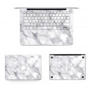 Apple 3 in 1 MB-FB16 (747) volledige Top beschermlaag Full Keyboard Protector-Film + bodem filmset voor MacBook Air 13 3 inch A1466 (2012-2017) / A1369 (2010-2012) ons versie