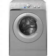 Indesit Innex BWC61452SUK 6Kg Washing Machine with 1400 rpm - Silver - A++ Rated