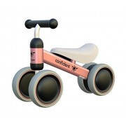 Ancaixin Pink Baby Balance Bikes Bicycle Children Walker 6-24 Months No Foot Pedal Infant Four Wheels First Bike