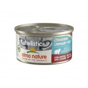 ALMO NATURE Cats 85g Urin.Help Car.Bianche