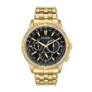 Citizen Mens Watch Model BU2082-56E with 32 Diamonds (Gold)