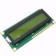 LCD displej 2x16 karaktera zeleni