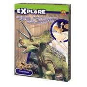 Ses Explore - Set Sapa Si Descopera - Dinozauri