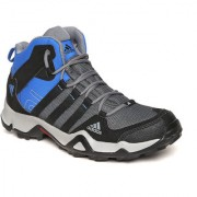 ADIDAS Men Grey AX2 MID Trekking Shoes
