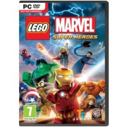 Mimilisbon Lego Marvel Super Heroes PC DVD Game UK