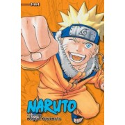Naruto 3-In-1 V07: Includes Vols. 19, 20 & 21, Paperback