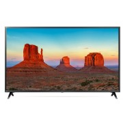 "TV LED, LG 43"", 43UK6300MLB, Smart, webOS 4.0, Active HDR, WiFi, UHD 4K"