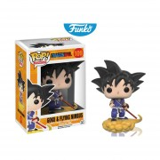 Goku & flying nimbus nube Funko pop serie television dragon ball INCLUYE BOLSA POP PARA REGALO