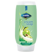 ISOLDA green apple (zelené jablko) obsah: CLICK 500ml