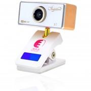 Calculador de cámara de belleza de anclaje en vivo HD delgado