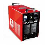Plasma cutter - 120 A - 400 V - Pilot ignition