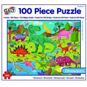 Galt Toys Dinosaurs Puzzle (100 Piece)