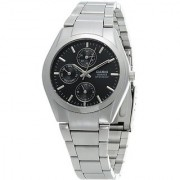 Casio Enticer Black Dial Mens Watch - MTP-1191A-1ADF (A170)