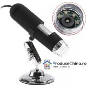 Microscop digital cu interfata usb 500x