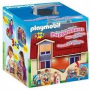 Комплект Плеймобил 5167 - Преносима къща, Playmobil, 290785