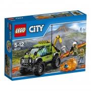 LEGO City vulkaan onderzoektruck 60121